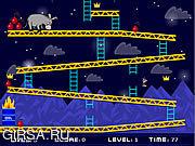 Флеш игра онлайн Осел Бомба / Donkey Bomb