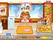 Флеш игра онлайн Магазин донута / Donut Shop