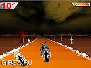 Флеш игра онлайн Всадник обречения / Doom Rider
