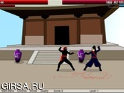 Флеш игра онлайн Dragon Fist 2-Battle for the Blade