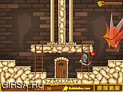 Флеш игра онлайн Квест дракона / Dragon Quest