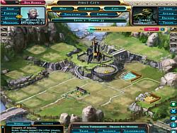 Флеш игра онлайн Драконы Атлантов