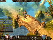 Флеш игра онлайн Дракенсанг Онлайн