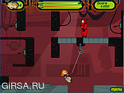 Флеш игра онлайн Kim Possible - Drakken's Lair