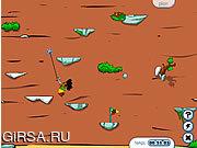 Флеш игра онлайн Ужас Скалы