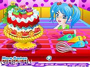 Флеш игра онлайн Мечта Торт / Dream Cake