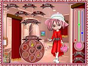 Флеш игра онлайн Мечта Кукла Одеваются / Dream Doll Dress Up