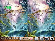 Флеш игра онлайн Волшебные драконы