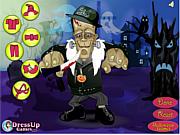 Флеш игра онлайн Dress up Frankenstein