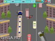 Флеш игра онлайн Driving For Love Game