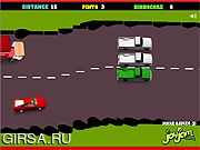 Флеш игра онлайн Пьяный Водитель