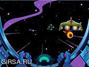 Флеш игра онлайн Утиная планета 8 из Верхнего Марса: Миссия 4 / Duck Dodgers Planet 8 from Upper Mars: Mission 4