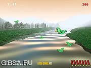 Флеш игра онлайн Охота утки / Duck Hunt