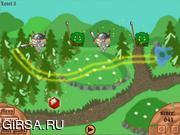 Флеш игра онлайн Приключения Дарфа / Dwarf Quest