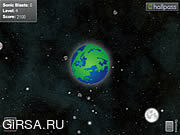 Флеш игра онлайн Earth Defense