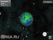Флеш игра онлайн Earth Defense