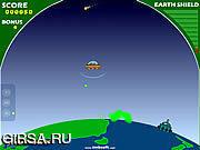 Флеш игра онлайн Вторжение На Землю / Earth Invasion