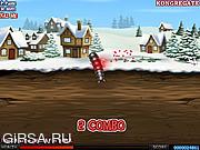 Флеш игра онлайн Ядерное Рождество