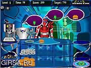 Флеш игра онлайн Electronic Vittles
