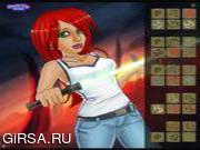 Флеш игра онлайн Принцесса Джеди