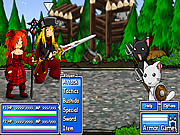 Флеш игра онлайн Epic Battle Fantasy 2