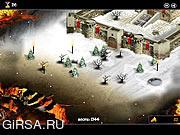 Флеш игра онлайн Защита крепости / Evil Grounds