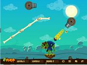 Флеш игра онлайн Evil Zombie