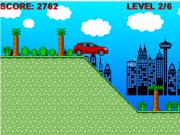 Флеш игра онлайн Extreme Car Race