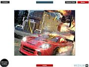 Флеш игра онлайн Грузовики - пазл / Extreme Drivers