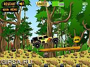 Флеш игра онлайн Экстримальный грузовик / Extreme Explorer Truck