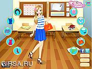 Флеш игра онлайн Возвращение в школу