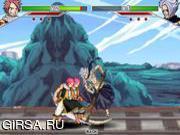 Флеш игра онлайн Fairy Tail v0.5