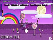 Флеш игра онлайн Сражение на загадочном острове / Fairytale Annihilation