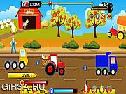 Игра Farmer Delivery Rush