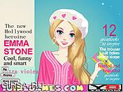 Флеш игра онлайн Модная девочка с обложки / Fashion Cover Girl