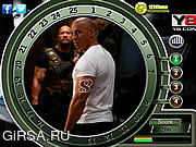 Флеш игра онлайн Форсаж. Скрытые номера / Fast and Furious Hidden Numbers