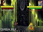 Флеш игра онлайн Бой вспышки