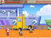 Флеш игра онлайн Сражение братьев