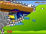 Флеш игра онлайн Панда в поисках еды / Find Panda