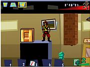 Флеш игра онлайн Супер пожарный 2