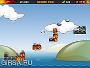 Флеш игра онлайн Поджигатель / Firebug