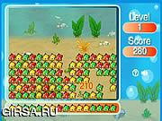 Флеш игра онлайн Fish Bricks
