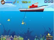 Флеш игра онлайн Fish Deluxe