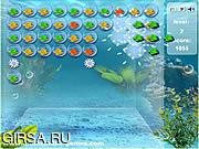Флеш игра онлайн Fish in Trouble