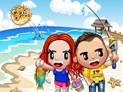 Флеш игра онлайн Fishao / Fishao