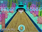 Флеш игра онлайн Fish Bowling