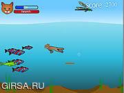 Флеш игра онлайн Fish Catcher