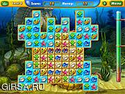 Флеш игра онлайн Выплеск хлебоуборки Fishdom / Fishdom Harvest Splash
