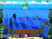 Флеш игра онлайн Fishenoid