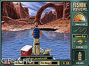 Флеш игра онлайн Лихорадка На Рыбалку